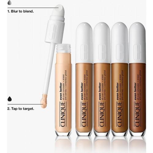 Clinique Even Better All-Over Concealer + Eraser CN28 - Ivory