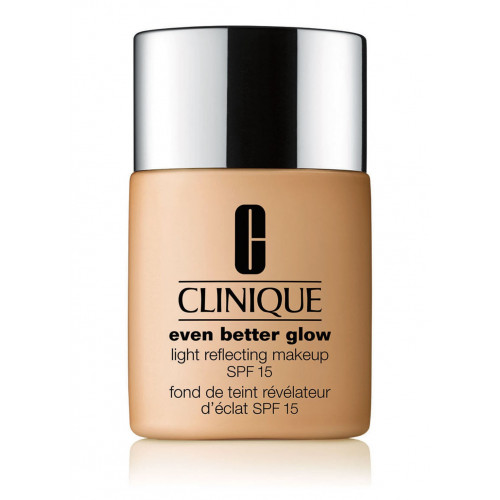 Clinique Even Better Glow Light Reflecting Makeup SPF15 - foundation WN 76 Toasted Wheat