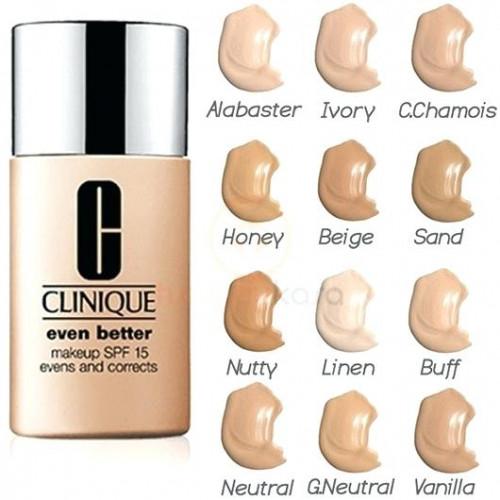 Clinique Even Better Makeup SPF 15 CN 58 - Honey