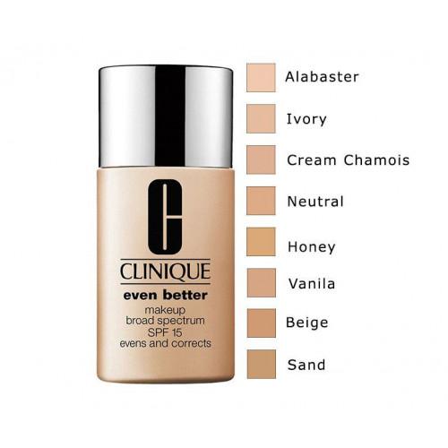Clinique Even Better Makeup SPF 15 CN 70 Vanilla
