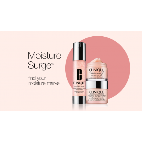 Clinique Moisture Surge Hydrating Supercharged Concentrate 48ml Moisturizer