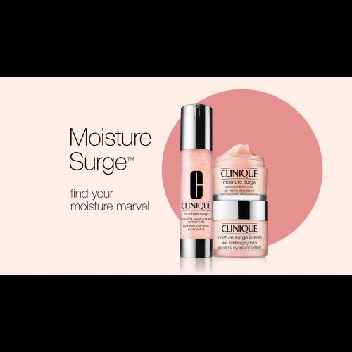 Clinique Moisture Surge Intense Skin Fortifying Hydrator 30ml Moisturizer