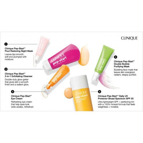 Clinique Pep-Start Double Bubble Purifying Mask 50ml