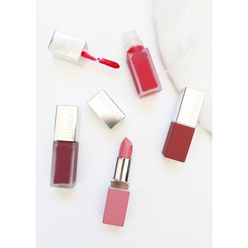 Clinique Pop Lip Colour Lacquer + Primer Lipgloss 03 Happy Pop 6 ml