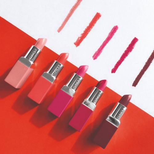 Clinique Pop Lip Colour + Primer Lipstick 08 Cherry Pop 3.9g