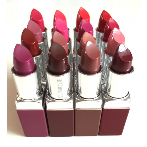 Clinique Pop Matte Lip Colour and Primer Lipstick 10 Clove Pop 3.9g