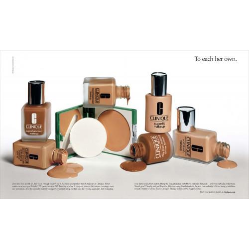 Clinique Superbalanced Makeup foundation - CN40 Cream Chamois 30ml