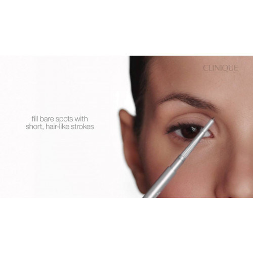 Clinique Superfine Liner for Brows 02 Soft Brown Wenkbrauwpotlood