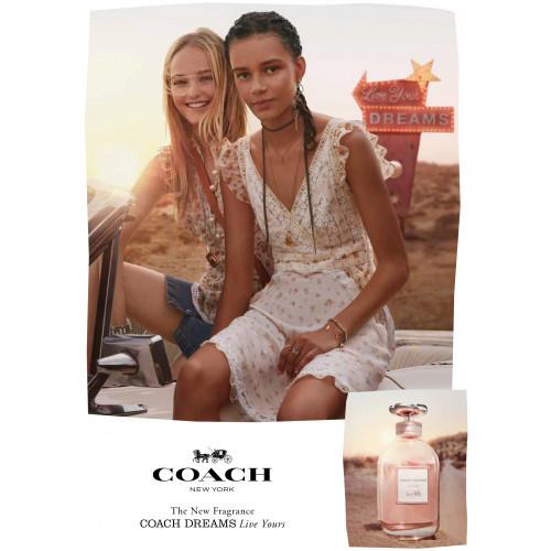 Coach Coach Dreams 90ml eau de parfum spray