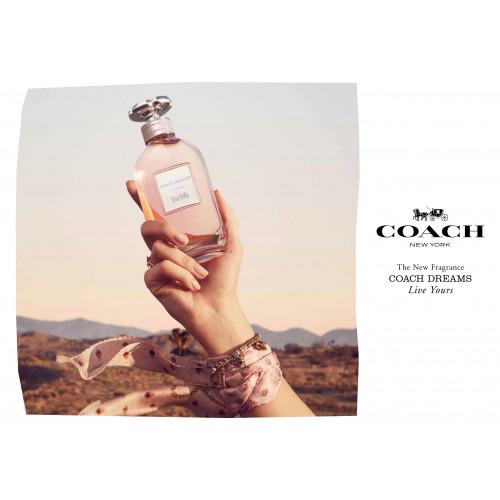 Coach Coach Dreams 60ml eau de parfum spray