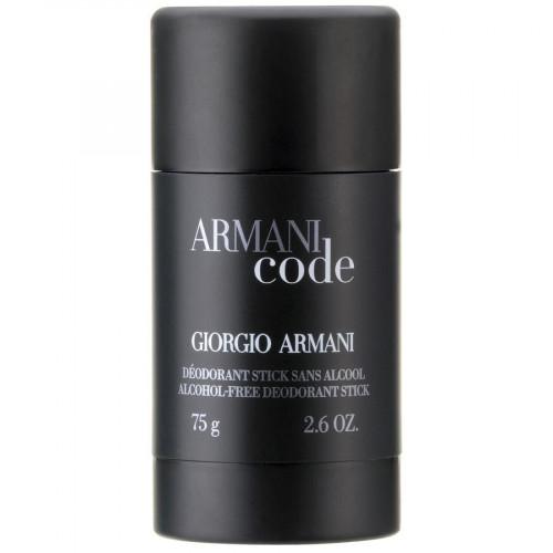 Giorgio Armani Code Homme 75ml Deodorant Stick