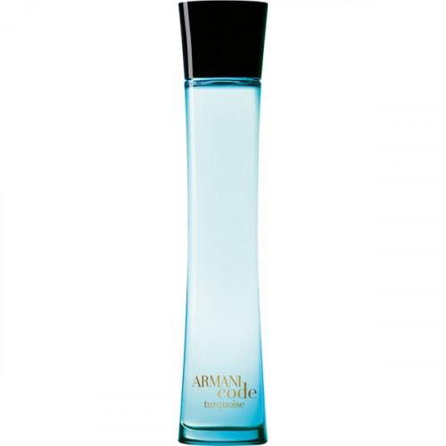 Armani Code Turquoise Eau Fraiche Pour Femme 75ml eau de toilette spray