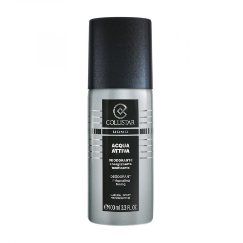Collistar Acqua Attiva 100ml Deodorant Spray