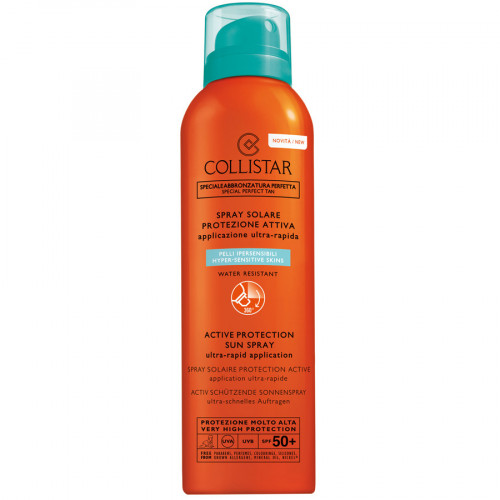 Collistar Active Protection Sun Spray SPF50+ 150ml Hyper-Sensitive Skins