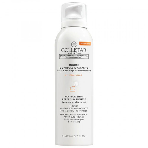 Collistar Moisturizing Aftersun Mousse 200ml