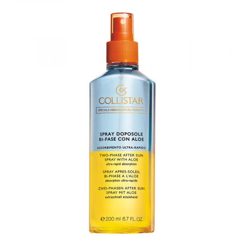 Collistar Bi-Phase After Sun Dry Oil 200ml