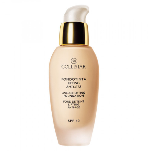 Collistar Anti-Age Lifting Foundation waterproof SPF 10   02 - Sand Beige
