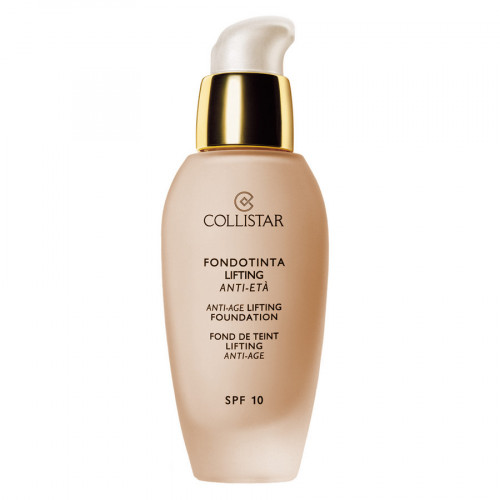 Collistar Anti-Age Lifting Foundation waterproof SPF 10   03 - Cappuccino