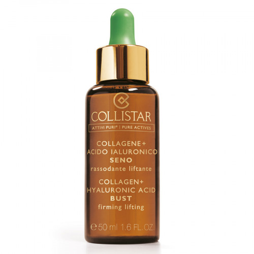 Collistar Pure Actives Collagen + Hyaluronic Acid Bust 50ml