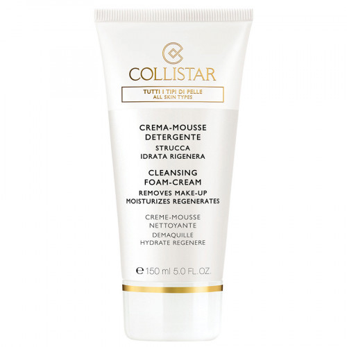 Collistar Cleansing Foam-Cream 150ml Gezichtsreiniging