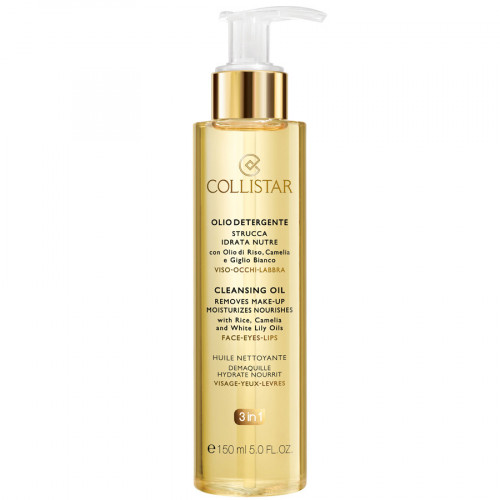 Collistar Cleansing Oil 150ml Gezichtsreiniging