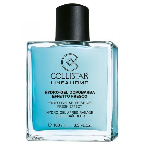 Collistar Men's Line Hydro Gel Aftershave Fresh Effect 100ml + 30ml daily revitalizing anti wrinkle cream