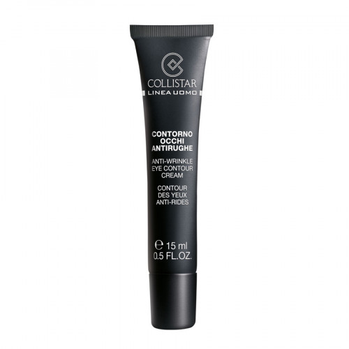 Collistar Men's Line Anti Wrinkle Eye Contour Cream 15ml Oogverzorging