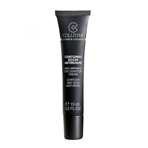 Collistar Men's Line Anti Wrinkle Eye Contour Cream 15ml Oogcrème