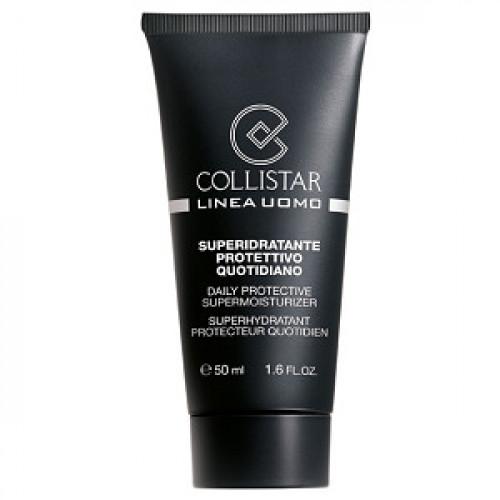 Collistar Men's Line Daily Protective Supermoisturizer 50ml Gezichtsemulsie