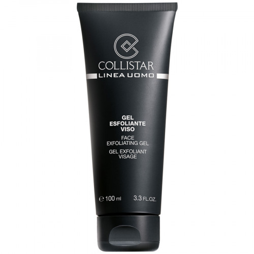 Collistar Men's Line Face Exfoliating Gel 100ml Gezichtspeeling
