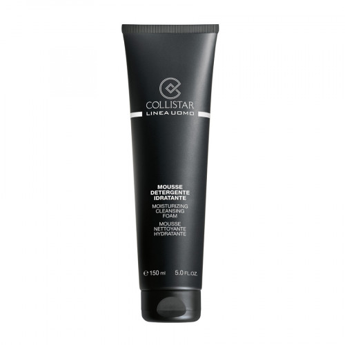 Collistar Men's Line Moisturizing Cleansing Foam 150ml Reinigingsschuim