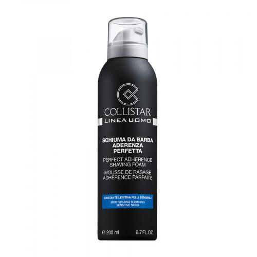 Collistar Uomo Perfect Adhering Shaving Foam Sensitive 200ml Scheerschuim