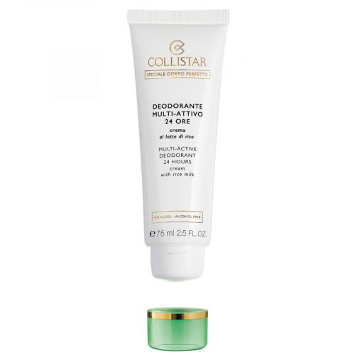 Collistar Multi-Active Deodorant 24 Hours Cream 75ml Deodorant Crème (dames)