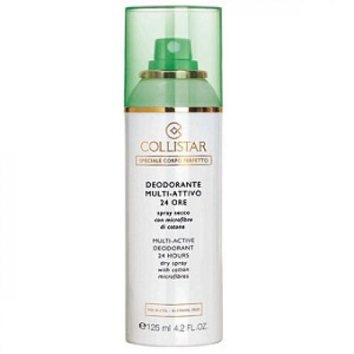 Collistar Multi-Active Deodorant Spray 24 Hours Dry spray 125ml Deodorant (Dames)