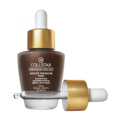 Collistar Magic Drops Self Tan Concentrate 30ml (voor het gezicht)