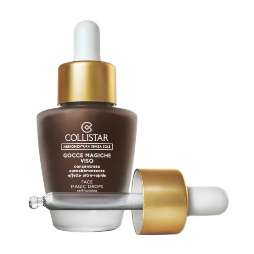 Collistar Magic Drops Self Tan Concentrate 50ml (voor het gezicht)