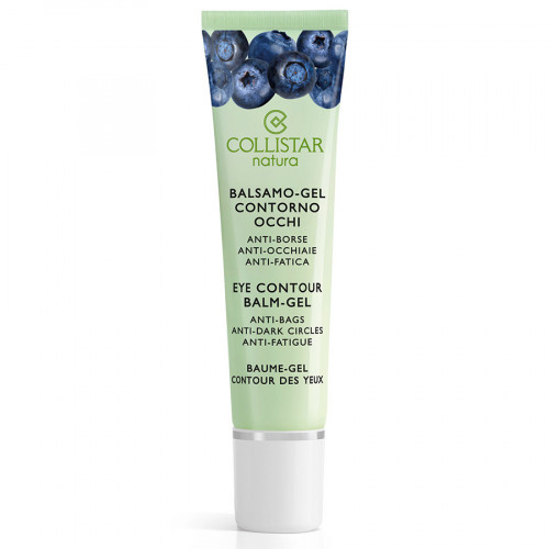 Collistar Natura Eye Contour Balm-Gel 15ml Oogcrème