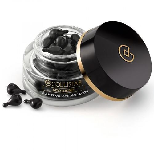 Collistar Sublime Black Precious Pearls Oogverzorging 40 stuks
