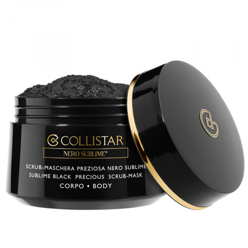 Collistar Sublime Black Sublime Black Precious Scrub 450g Bodyscrub