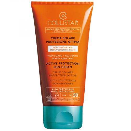 Collistar Active Protection Sun Cream Face-Body SPF30 150ml