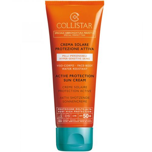 Collistar Active Protection Sun Cream Face-Body SPF50+ 100ml