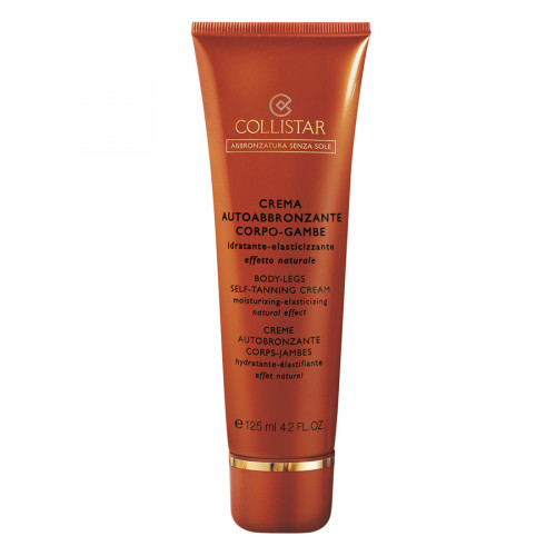 Collistar Self Tan Cream Body & Legs 125ml