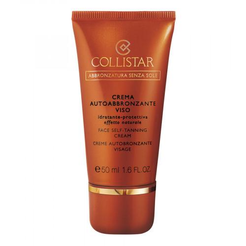 Collistar Self Tan Cream Face 50ml Zelfbruiningscrème