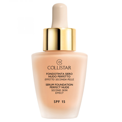 Collistar Serum Foundation Perfect Nude SPF15 30ml 01 - Nude Ivory
