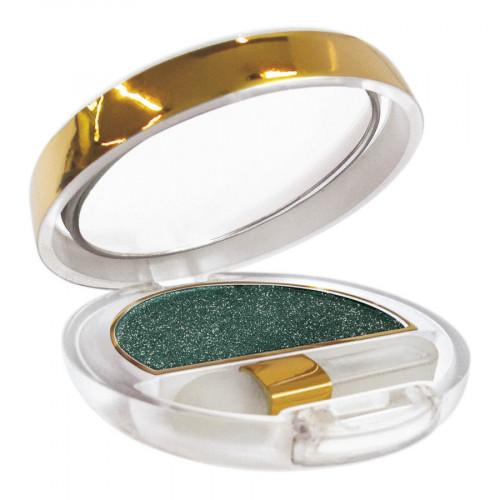 Collistar Silk Effect Mono Eyeshadow 55 - Petrolio Silver