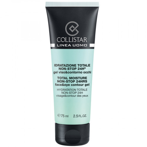 Collistar Men's Line Total Moisture Non-Stop 24 HRS 75ml Gezichtsgel