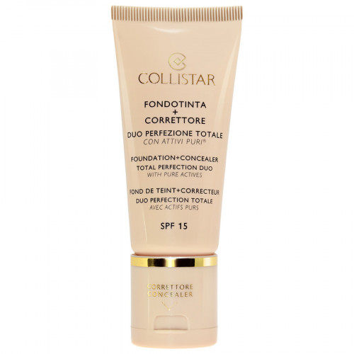 Collistar Total Perfection Duo Foundation + Concealer 3.1 - Nude+