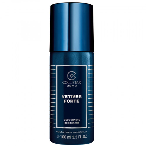 Collistar Vetiver Forte 100ml Deodorant Spray