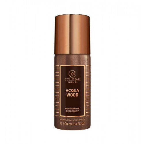 Collistar Acqua Wood 100ml Deodorant Spray