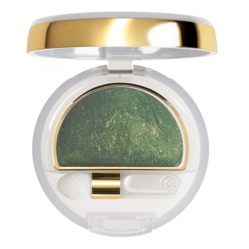 Collistar Double Effect Eye Shadow Wet & Dry nr. 10 - Gold Green